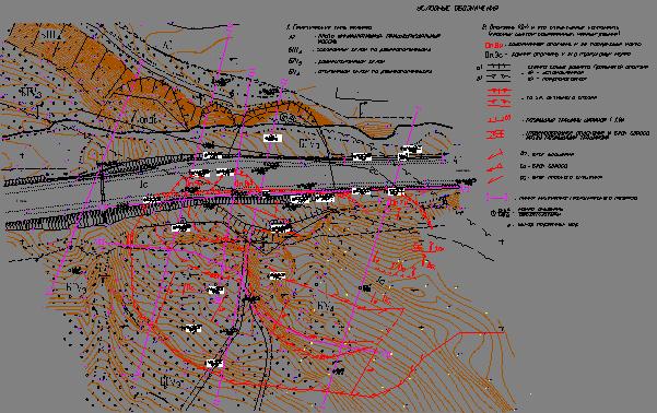 Фрагмент карты-схемы типизации