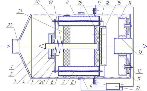 Рисунок 1 – Схема