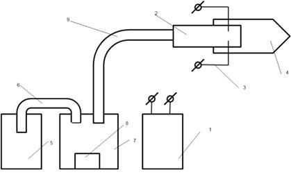 схема генератора пьезоэлемент